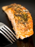 Baked Salmon- High in Vitamin B12